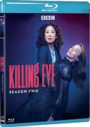 (Releases 2019/06/18) Killing Eve: Season 2 Disc 1 Blu-ray (Rental)