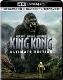King Kong (2005 Release) 4K UHD Blu-ray (Rental)