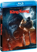 (Pre-order - ships 05/11/21) King Kong (1976) Blu-ray (Rental)