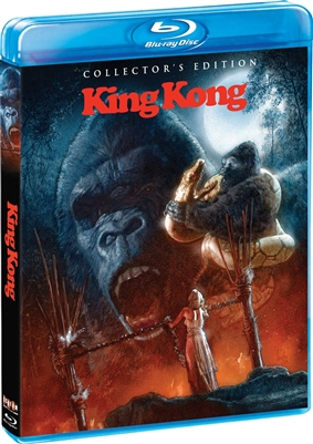 (Releases 2021/05/11) King Kong (1976) Blu-ray (Rental)
