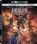 Kingsglaive: Final Fantasy XV 4K UHD 03/21 Blu-ray (Rental)