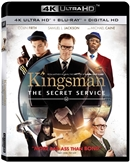 Kingsman The Secret Service 4K UHD Blu-ray (Rental)