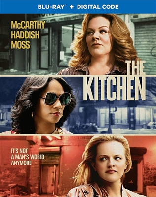 Kitchen 10/19 Blu-ray (Rental)