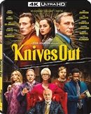 (Releases 2020/02/25) Knives Out 4K 01/20 Blu-ray (Rental)