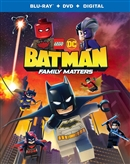 LEGO DC: Batman: Family Matters 07/19 Blu-ray (Rental)