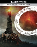 Lord of the Rings: The Fellowship of the Ring Extended 4K UHD Blu-ray (Rental)