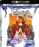 Labyrinth 4K UHD Blu-ray (Rental)