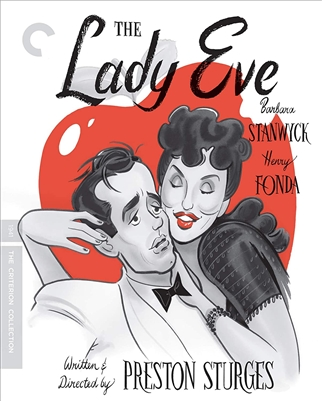 Lady Eve (Criterion Collection) 05/20 Blu-ray (Rental)