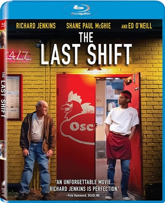 Last Shift 12/20 Blu-ray (Rental)
