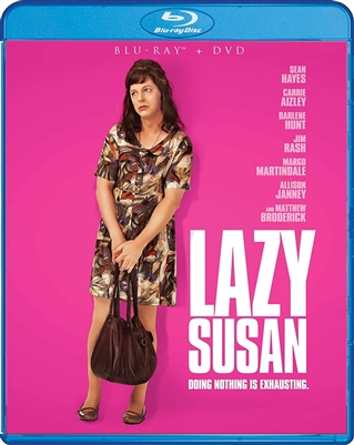 Lazy Susan 04/20 Blu-ray (Rental)