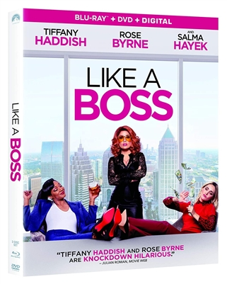 Like a Boss 04/20 Blu-ray (Rental)