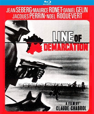 Line of Demarcation aka La Ligne De Demarcation 01/20 Blu-ray (Rental)