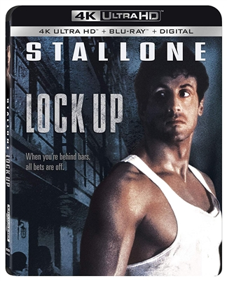 Lock Up 4K UHD 08/19 Blu-ray (Rental)