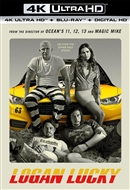 Logan Lucky 4K UHD Blu-ray (Rental)