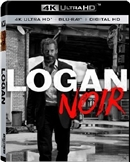 Logan Noir 4K (Black & White Edition, No Color) Blu-ray (Rental)