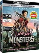 Love and Monsters 4K UHD 12/20 Blu-ray (Rental)