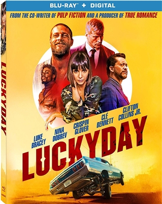Lucky Day 11/19 Blu-ray (Rental)