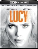 Lucy 4K UHD 07/16 Blu-ray (Rental)