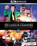 Lupin the 3rd: Castle of Cagliostro 4K UHD 01/21 Blu-ray (Rental)