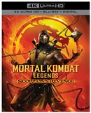 (Releases 2020/04/28) Mortal Kombat Legends: Scorpion's Revenge 4K UHD Blu-ray (Rental)