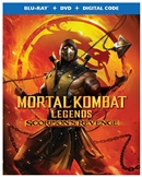 (Releases 2020/04/28) Mortal Kombat Legends: Scorpion's Revenge Blu-ray (Rental)