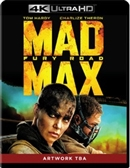 Mad Max: Fury Road 4K UHD Blu-ray (Rental)