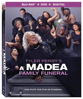 Madea Family Funeral 05/19 Blu-ray (Rental)