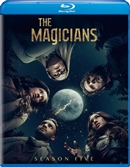 (Releases 2020/07/14) Magicians: Season Five Disc 1 Blu-ray (Rental)