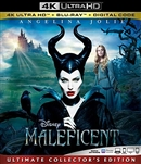 (Pre-order - ships 09/24/19) Maleficent 4K 09/19 Blu-ray (Rental)