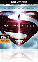 Man of Steel 4K UHD 06/16 Blu-ray (Rental)