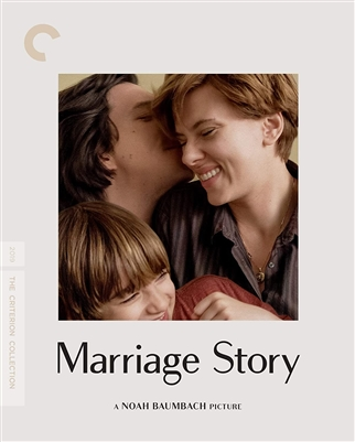 Marriage Story (Criterion Collection) 07/20 Blu-ray (Rental)