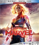 (Releases 2019/06/11) Captain Marvel 05/19 Blu-ray (Rental)