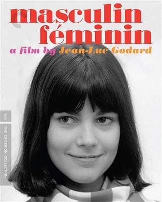 (Releases 2021/04/27) Masculin feminin (Criterion Collection) 01/21 Blu-ray (Rental)
