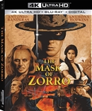 (Releases 2020/05/05) Mask of Zorro 4K UHD Blu-ray (Rental)