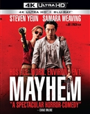 Mayhem 4K UHD Blu-ray (Rental)