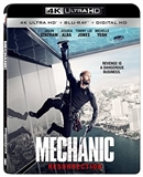 Mechanic: Resurrection 4K UHD Blu-ray (Rental)