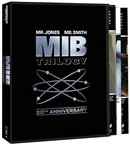 Men in Black 4K UHD Blu-ray (Rental)