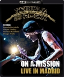 Michael Schenker's Temple Of Rock Live In Madrid 4K UHD Blu-ray (Rental)