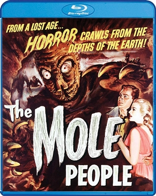 Mole People 02/19 Blu-ray (Rental)