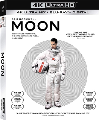 (Releases 2019/07/16) Moon 4K UHD 05/19 Blu-ray (Rental)