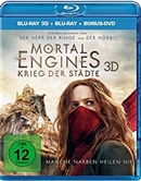 Mortal Engines 3D 05/19 Blu-ray (Rental)