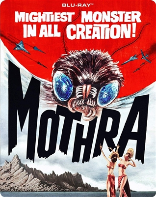Mothra 05/19 Blu-ray (Rental)