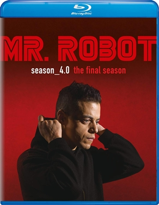 Mr. Robot: Season 4 Disc 1 Blu-ray (Rental)