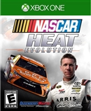NASCAR Heat Evolution Xbox One Blu-ray (Rental)