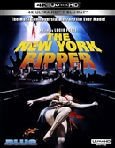 New York Ripper 4K UHD 06/20 Blu-ray (Rental)