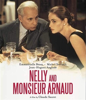 Nelly and Monsieur Arnaud 08/19 Blu-ray (Rental)