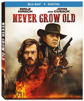 Never Grow Old 05/19 Blu-ray (Rental)