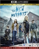 New Mutants 4K UHD 10/20 Blu-ray (Rental)