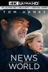 (Releases 2021/03/23) News of the World 4K UHD 02/21 Blu-ray (Rental)