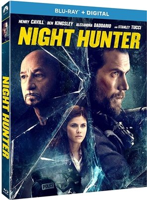 Night Hunter 10/19 Blu-ray (Rental)